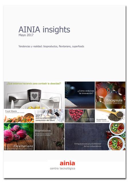 AINIA Insights II: Tendencias y realidad: bioproductos