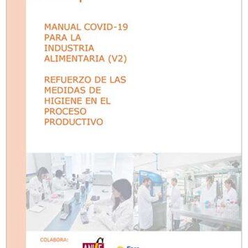 Manual COVID-19 para la Industria Alimentaria V2