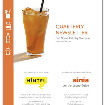 Informe MINTEL-AINIA: Soft Drinks Industry Overview