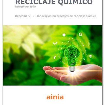 Reciclaje Quíjmico. Benchmark. Innovación de procesos de reciclaje químico