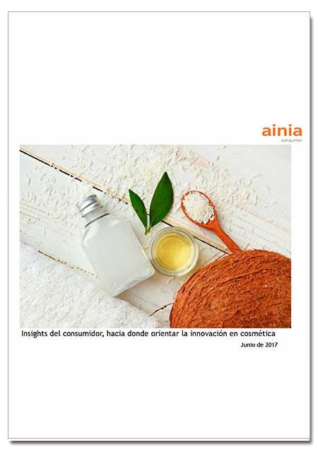 Insights del consumidor, hacia donde orientar la innovacion en cosmética